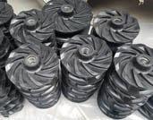 R55 Slurry Pump Rubber Parts Material
