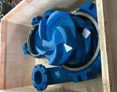 150SV-SP and 100RV-SP Vetical Slurry Pump Parts