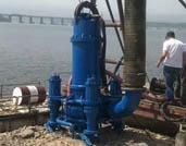 Hydroman™ Submersible Slurry Pump for Dredging