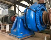 Tobee® TG12x10G Gravel Dredge Pump Performance Testing