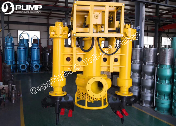 Hydraulic Submersible Dredge Pump