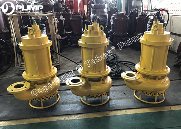China Submersible Dredge Pump