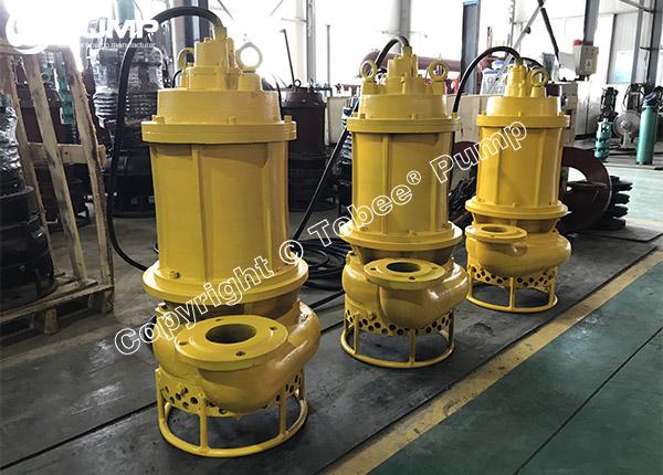 Hydroman Submersible Slurry Pump