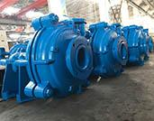 Slurry Pump is Ready for Sending to USA