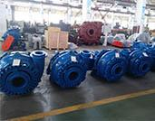 Tunneling Slurry Pumps