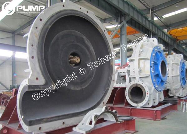 Warman MCR Slurry Pump Parts