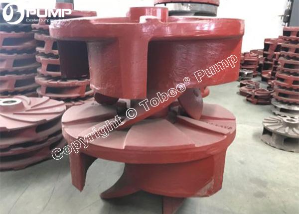 Warman AHF Froth Pump Parts