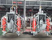 Agitator Submersible Slurry Pumps