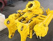 Hydroman™ Excavator Mounted Hydraulic Dredge Pump