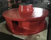 RSL30147BRU38 Polyurethane Impeller for 300 FL Slurry Pump