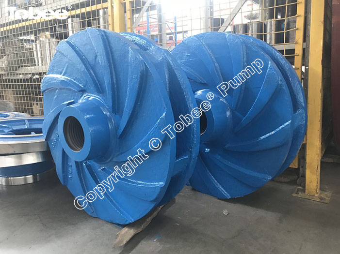 China Warman Pump Parts