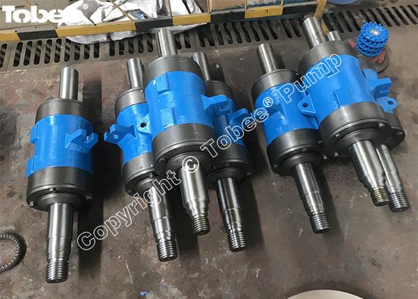 warman pump parts list