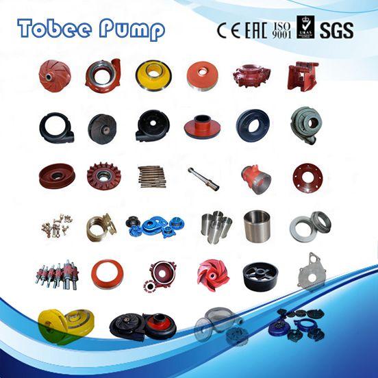 Slurry Pump Parts List