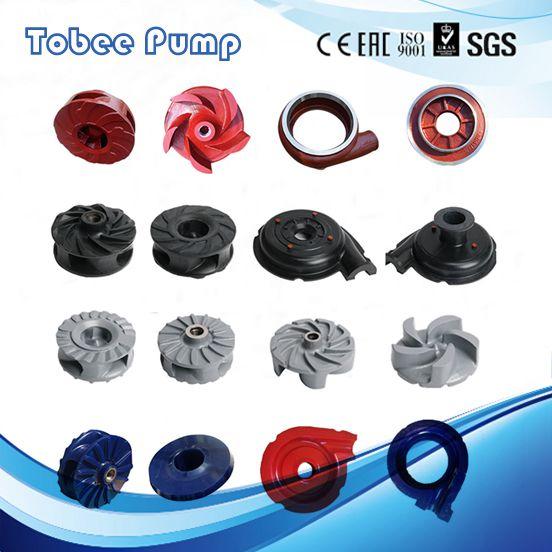 Spare Parts for Slurry Pumps
