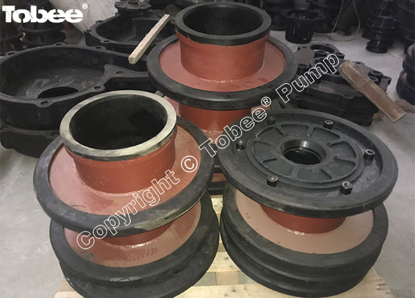 Warman Rubber Slurry Pump Parts