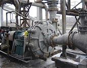 Slurry Pump Installation
