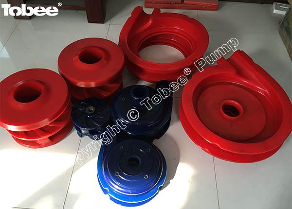 Warman Polyurethane Parts