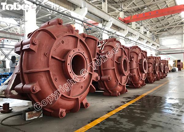 Warman Heavy Duty Slurry Pumps