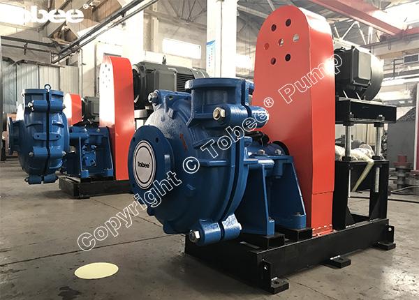 Warman Horizontal Slurry Pumps