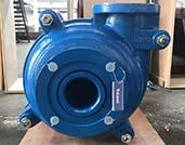 4/3C-AH Slurry Pumps are Ready to India