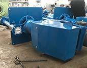 65QV-SP Vertical Sump Slurry Pumps Delivered to Latin America