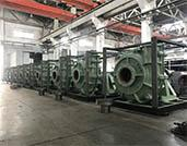 12/10ST-AH Slurry Pumps for Steel Mill
