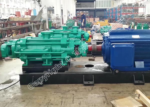 Mine Water Multistage Pumps
