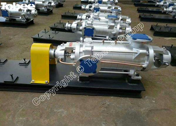 Mine Dewatering Pumps