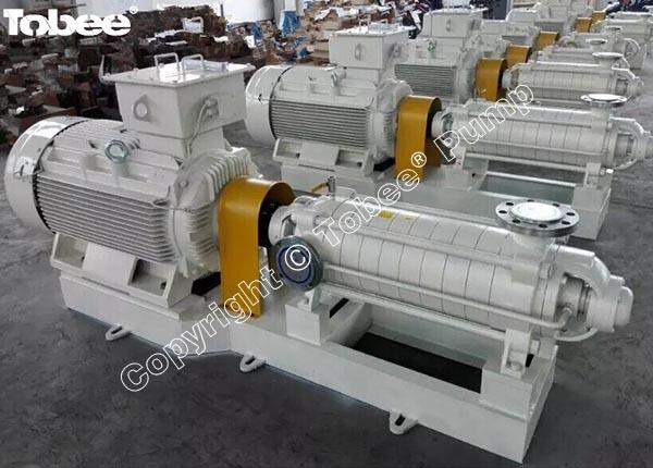 Mine Multistage Pumps