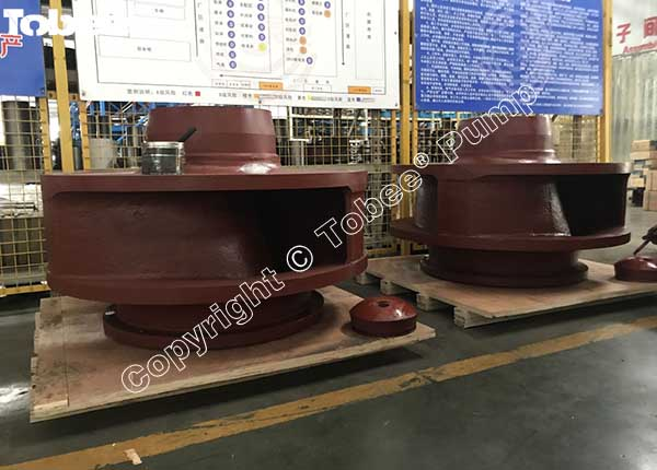 Royal IHC Dredge Pump Impeller
