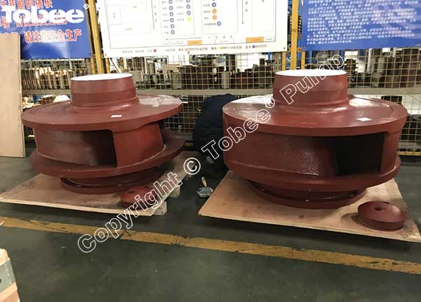 IHC Dredge Pump Castings