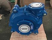 6/4D-AH Rubber Lined Slurry Pumps to Zambia
