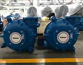 TH6/4D Heavy Duty Slurry Pump for Silica Sands