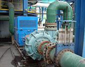 Means of detecting Blockages in Centrifugal Slurry Pumps