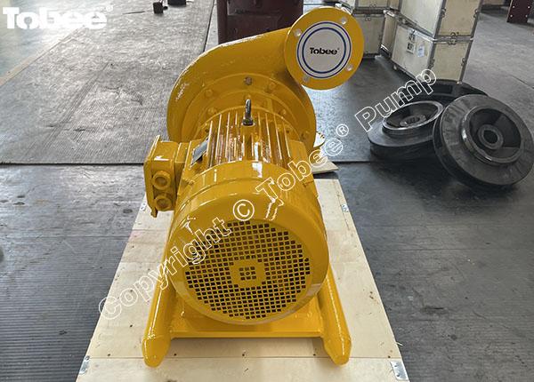 horizontal Tunnel Pump